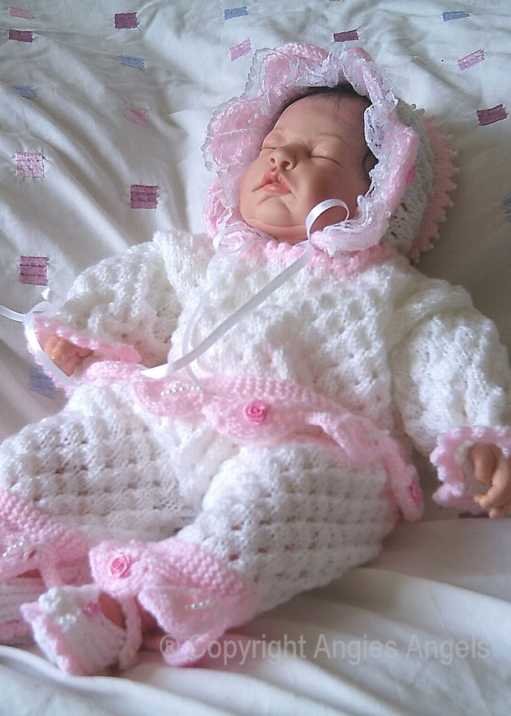 Angies Angels patterns - exclusive designer knitting and ...
