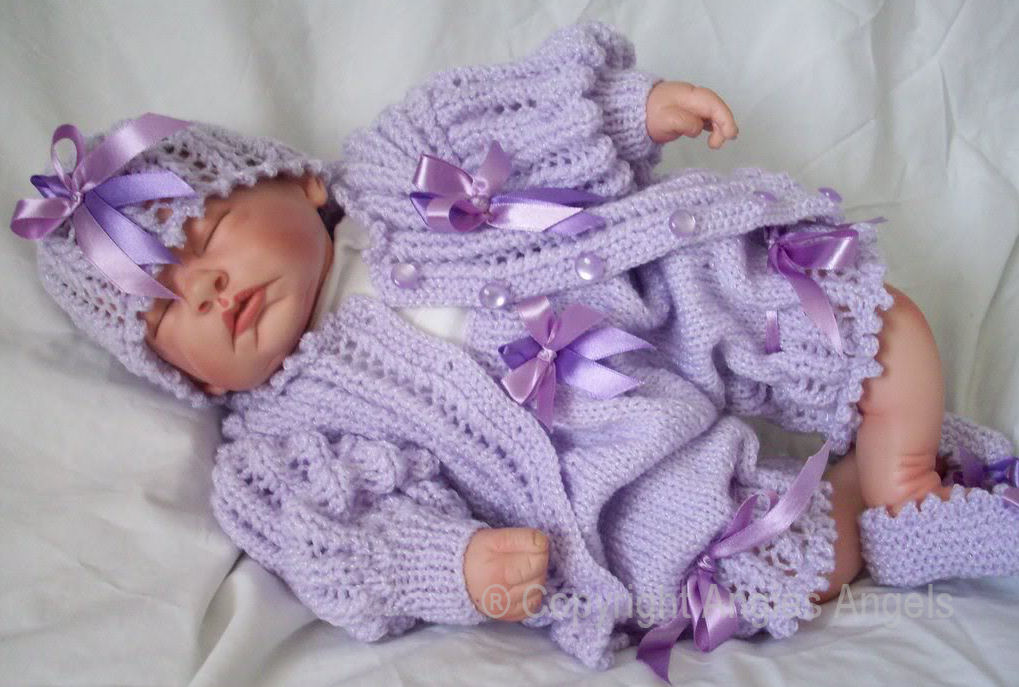Free Teddy Knitting Patterns : Angies Angels patterns - exclusive designer knitting and crochet patterns for...